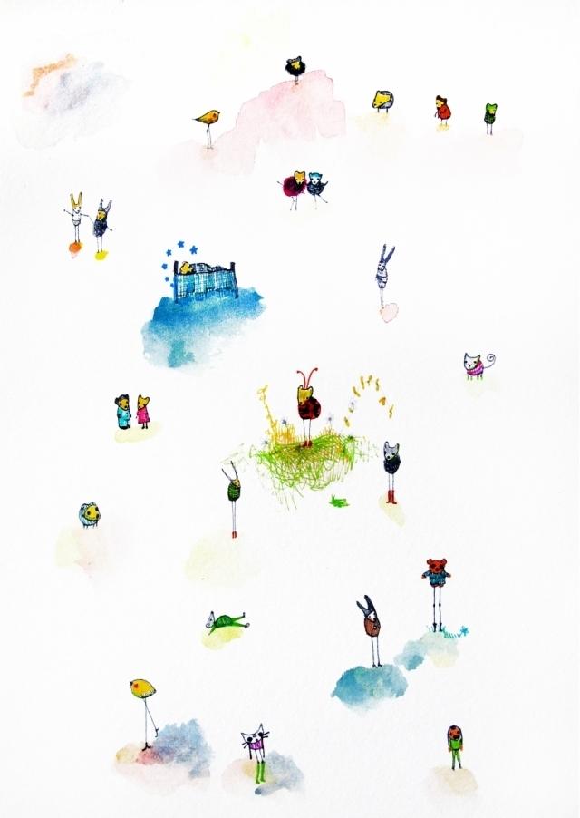 Dreamland - Patrizia Montiel