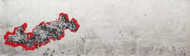 Vuelo rojo 2A - Mary Paz Cervera