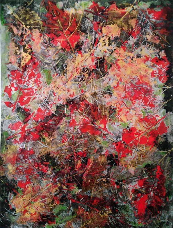 Tiempo de otoño - Leticia Carski