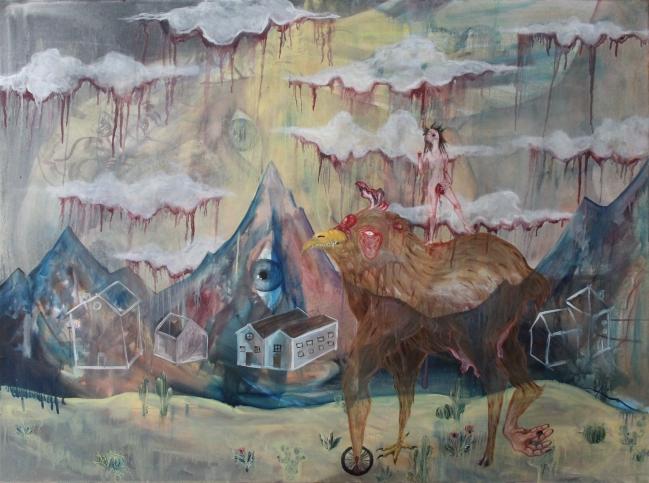 Madre naturaleza - Alexia López Sosa