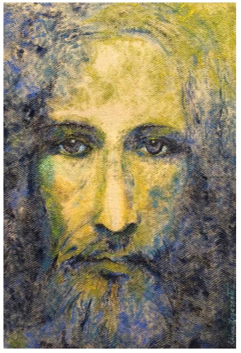 El cristo de turin