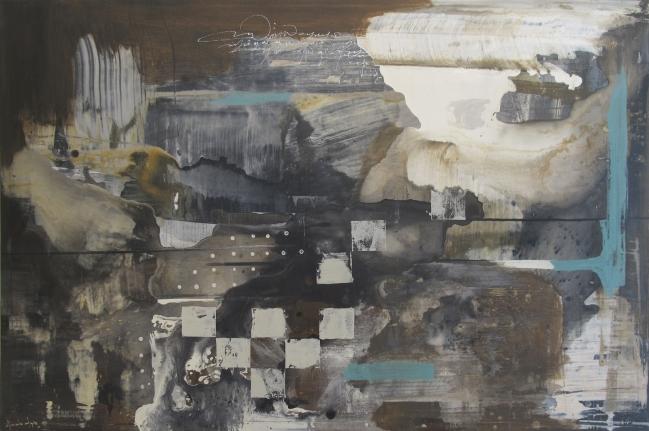 Desconstrucción flotante - Alessandro Mejía