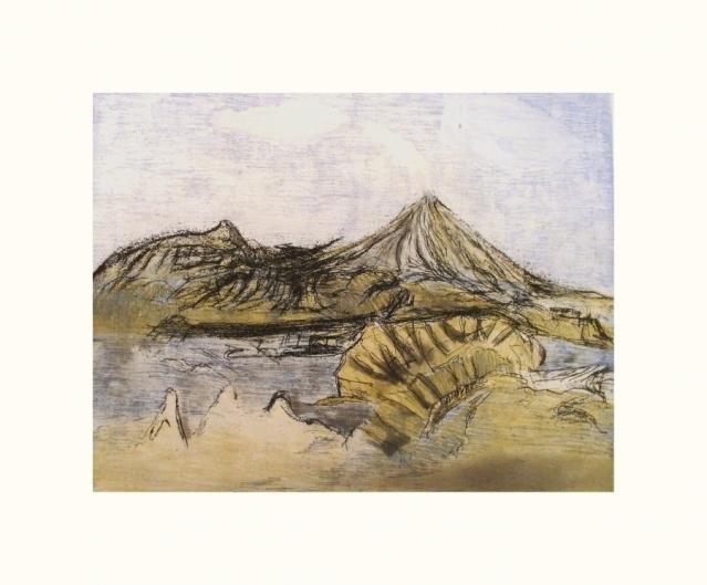 Volcán de Colima 32/100