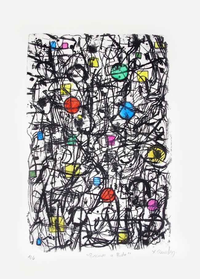 Xavier Scherenberg- Colores 1 4/6