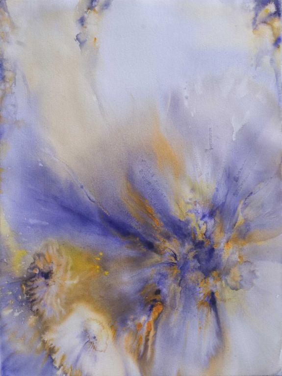 Agua flor