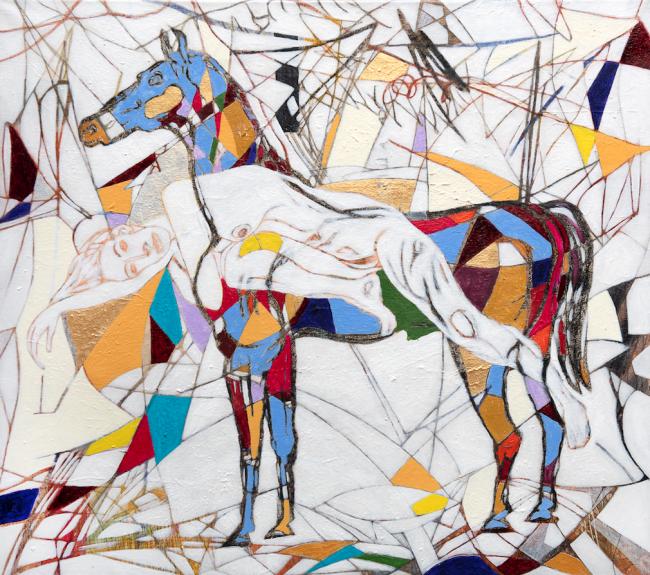 Devenir caballo - Humberto Baca
