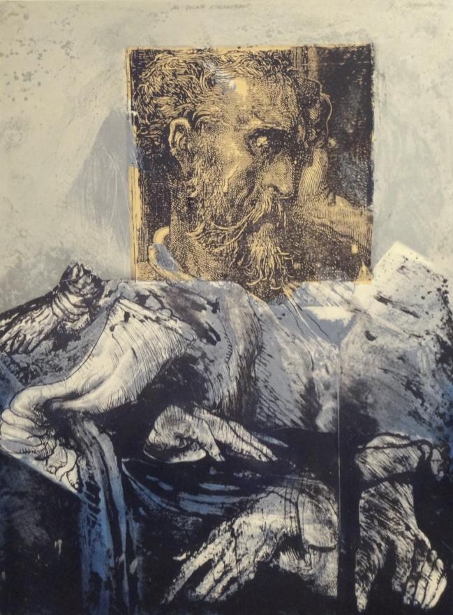 El quijote atormentado - Rafael Zepeda