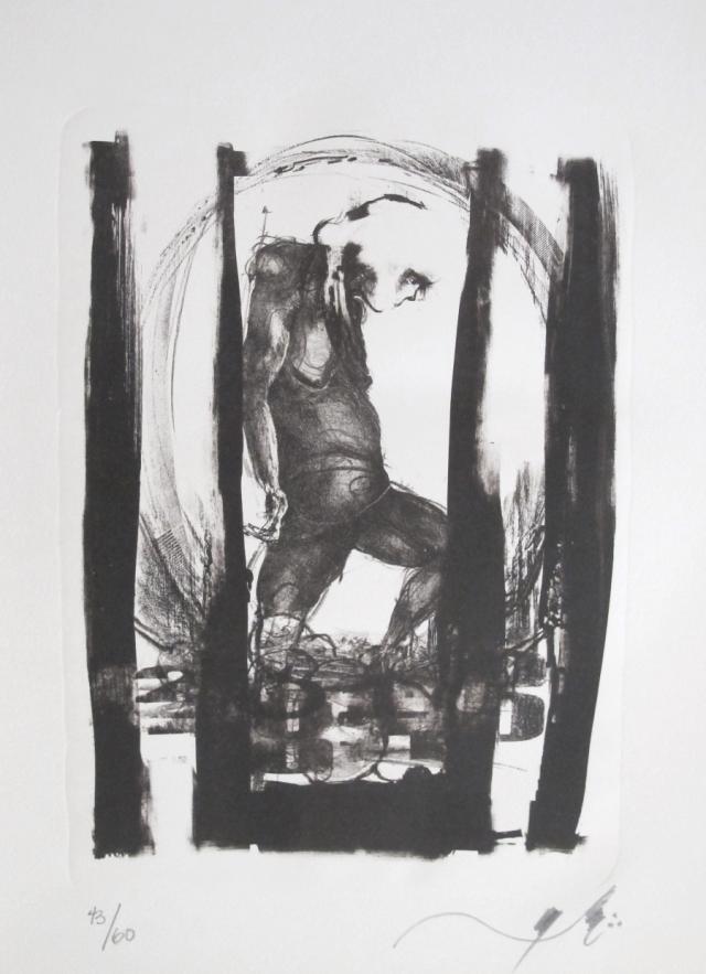 EMERICK RODRIGUEZ - Sin título blanco y negro 43/60