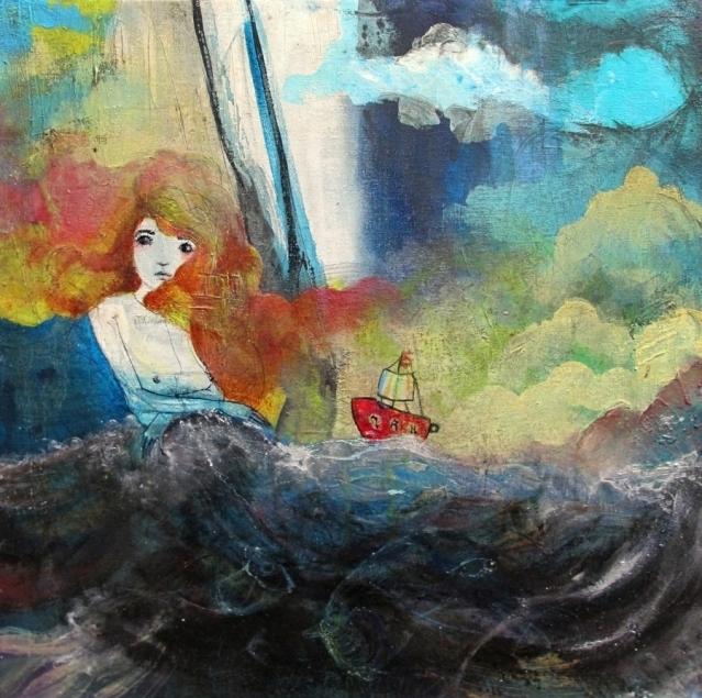 La última marina - Patrizia Montiel