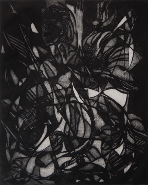 Manera Negra - Humberto Baca Gráfica