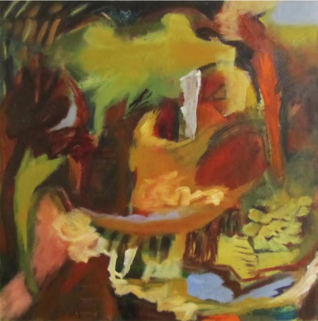 Abstracto - Alicia Amador