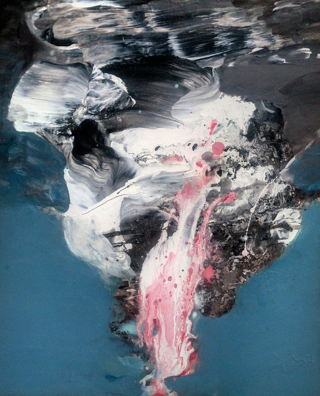 Bórtice marino - Alessandro Mejía