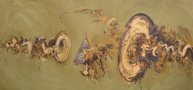 Saxofón II
