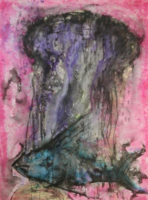 Medusa de tarde