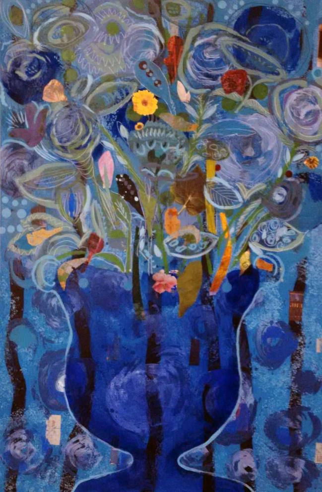 Bleu Bouquet