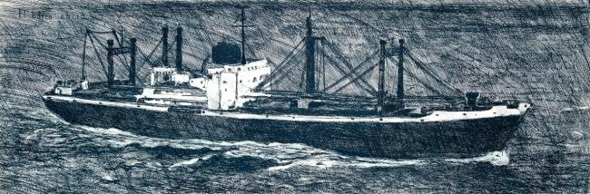 Barco ebrio