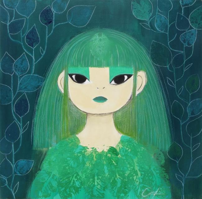 La reina - Guadalupe Villicaña
