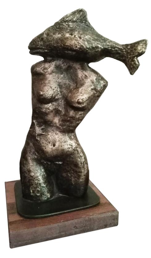 Mujer pez - Leticia Carski