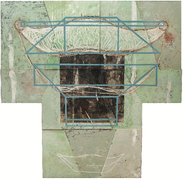 Geometría quieta - Victor Guadalajara