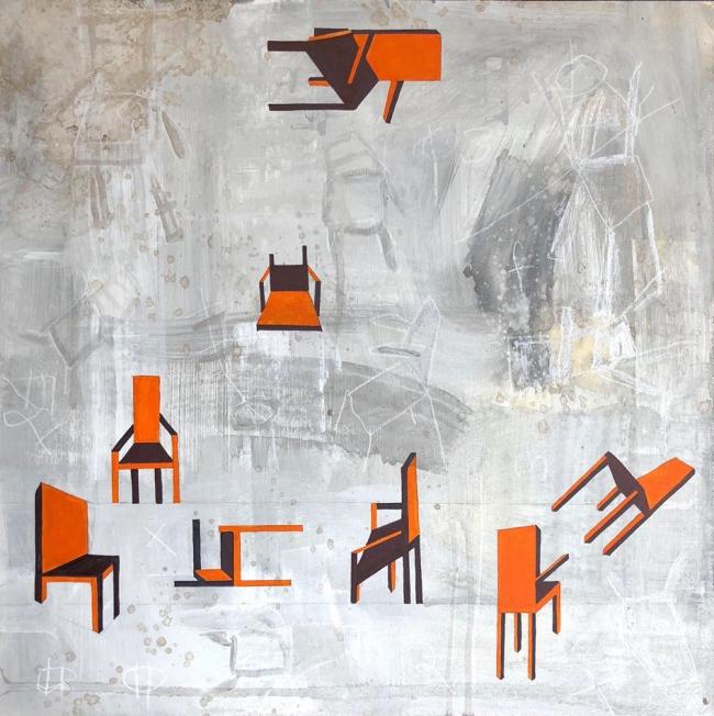 Estudio de una silla - Luis Lara