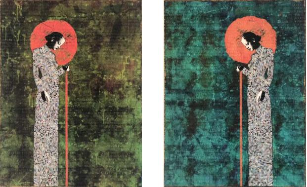 La siembra (Díptico) - José Cacho