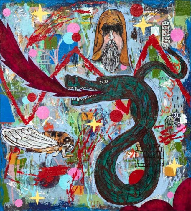 Pluma de Quetzal - Walfred Rodríguez