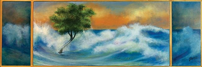 Momentos marinos de luz