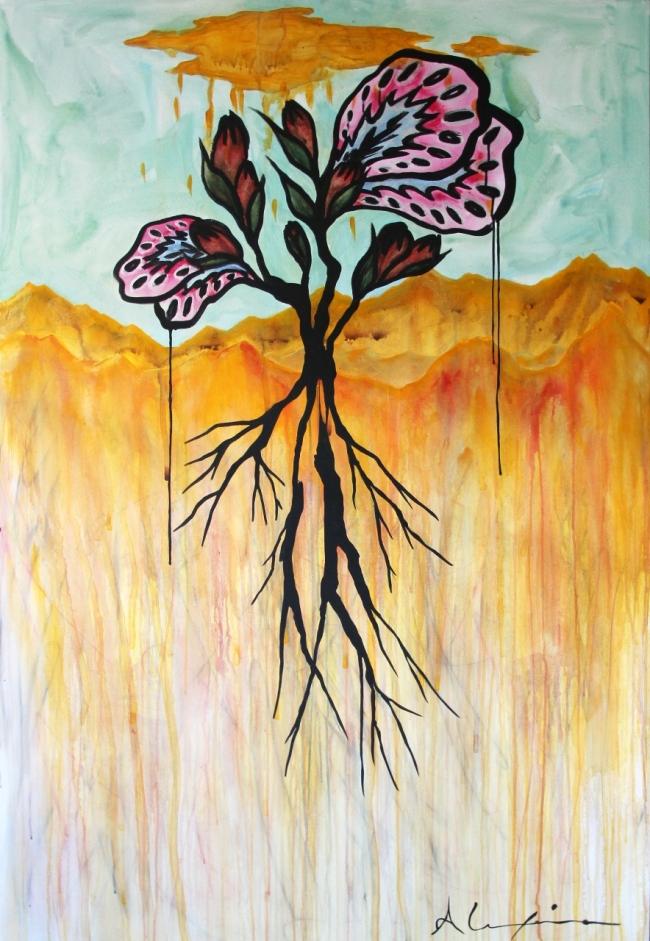 Flores desertum