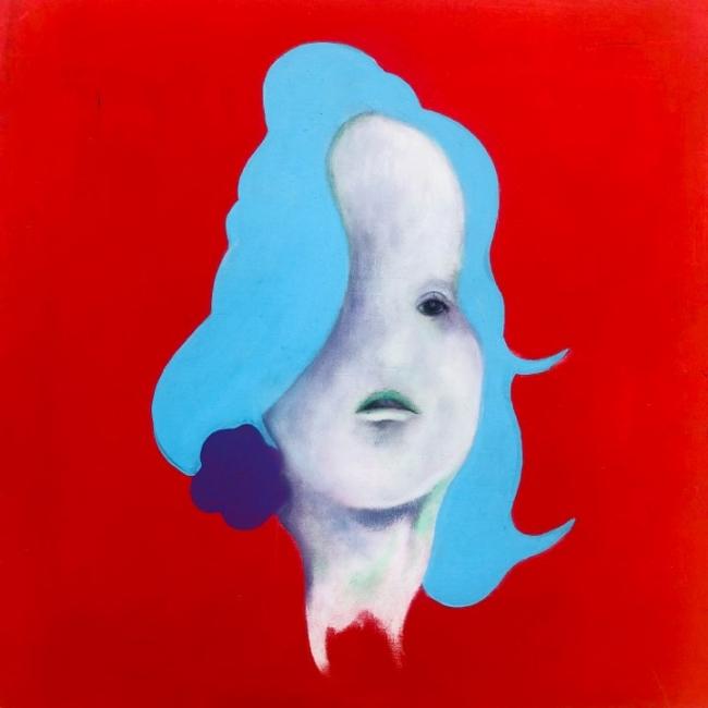 Retrato rojo