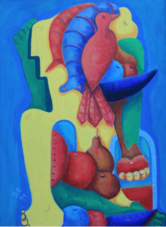 El pintor y sus modelos II