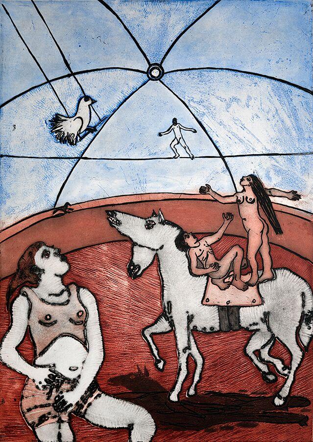 El circo - Luis Valsoto