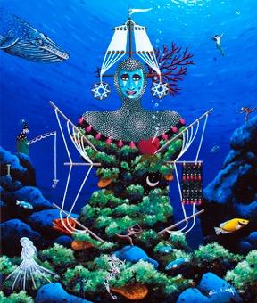 Ninfa de arrecife