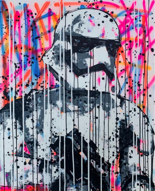 Fight (stormtrooper)