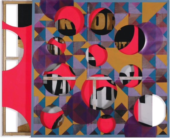 HÉCTOR FALCÓN extracción modular constructiva (error) - Arte Contemporáneo