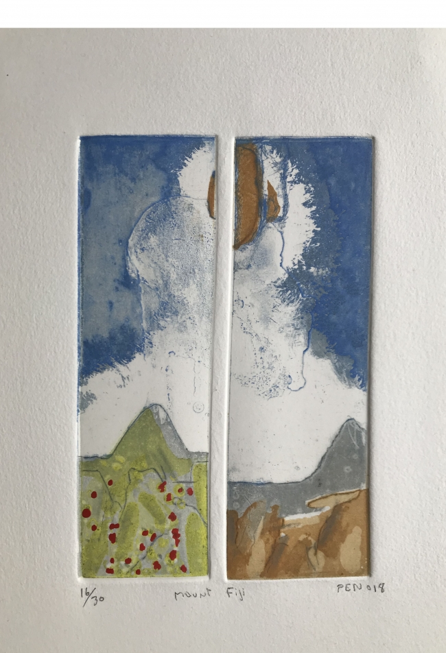 Philip Nevin - Mount Fiji 22/30