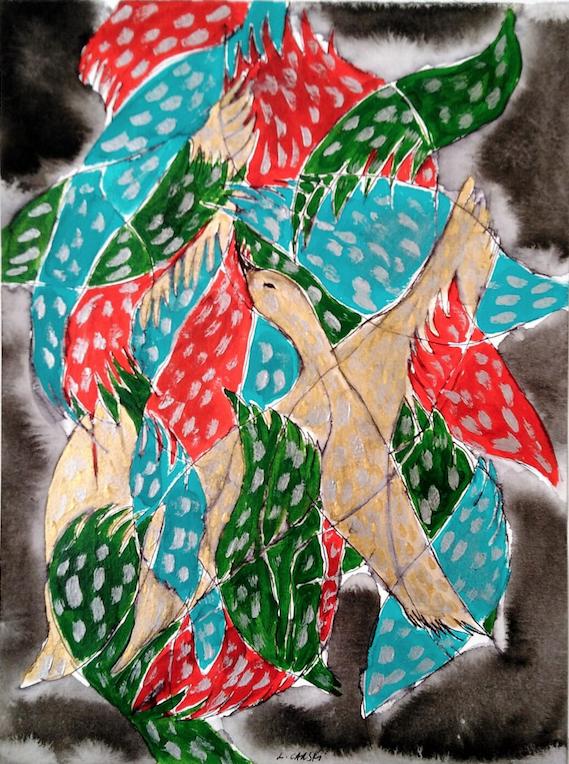 Wings - Leticia Carski