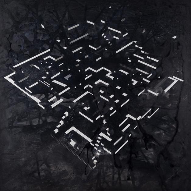 Laberinto Piramidal Nocturno II