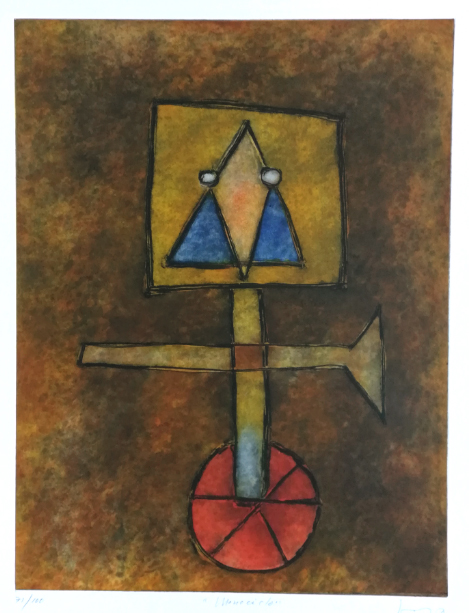 Rubén Leyva- triángulo