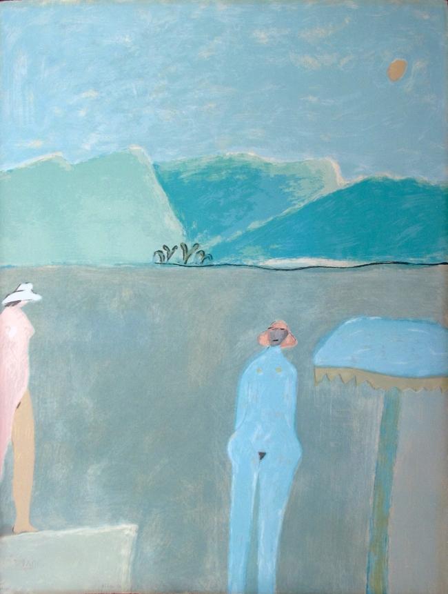 Paisaje con dos mujeres - Joy Laville