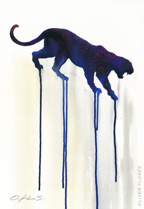 Pantera azul