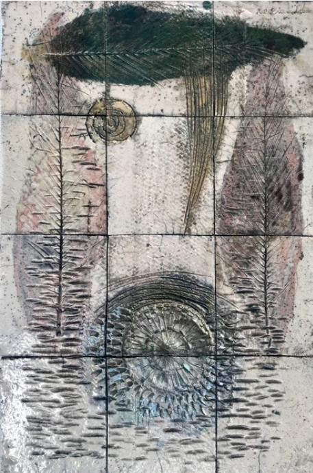 Fósil de arena - Rosendo Pérez Pinacho