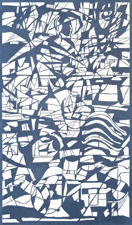Azul - Humberto Baca Gráfica