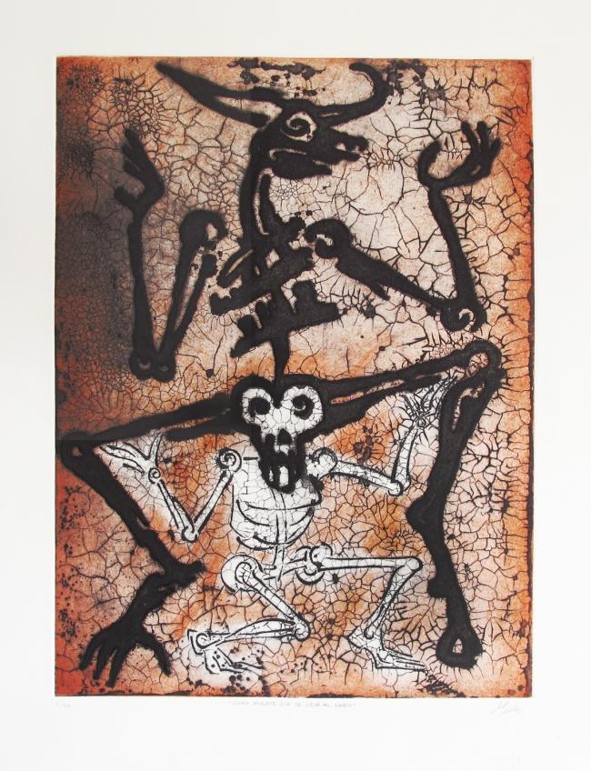 JOSÉ LUÍS MENDEZ - Como muerte que se lleva el diablo