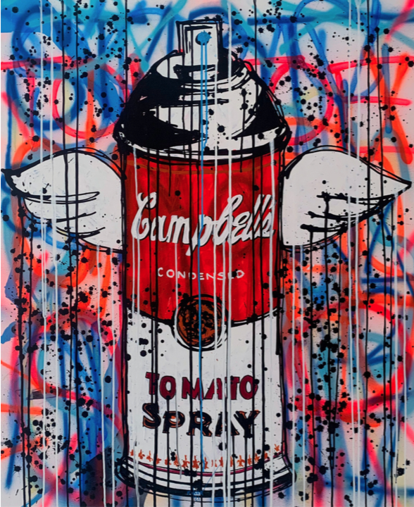 Spray the Campbell´s