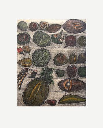 Frutos rojos - Pilar Bordes
