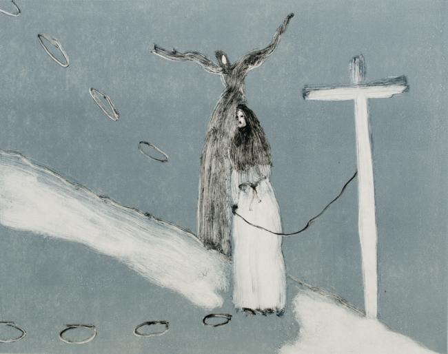 La cruz - Ana Luisa Rébora