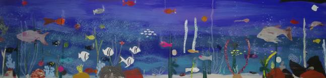 Gran acuario de Manglar