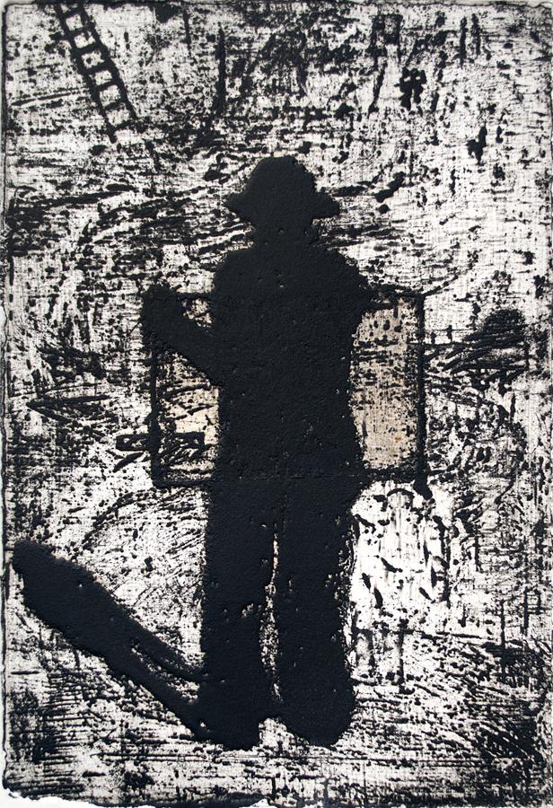 Homenaje a Van Gogh - Gil Garea