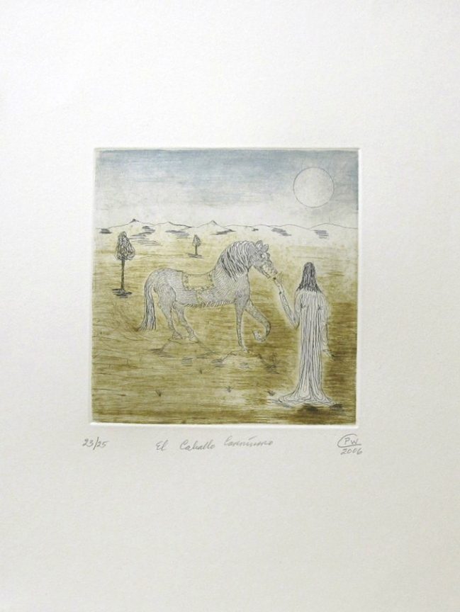 El caballo carnívoro - Pablo Weisz Carrington