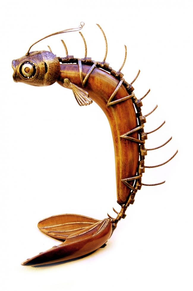 El gran pez canela